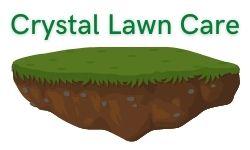 Crystal Lawn Care logo